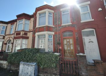Thumbnail 3 bed terraced house for sale in Bell Road, Wallasey