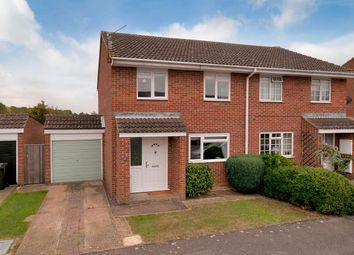 Thumbnail 3 bed semi-detached house for sale in Dimmock Close, Paddock Wood, Tonbridge