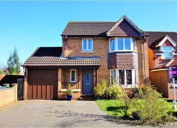 Thumbnail 4 bed detached house for sale in Aston Drive, Newhall, Swadlincote