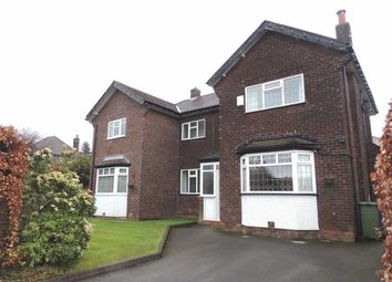 Thumbnail 5 bed detached house to rent in Links Road, Romiley, Stockport