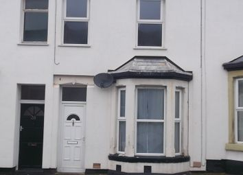 Thumbnail 3 bedroom terraced house to rent in Rydal Avenue, Blackpool