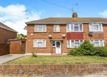 Thumbnail 2 bed maisonette for sale in St. Georges Avenue, Sheerness, Kent