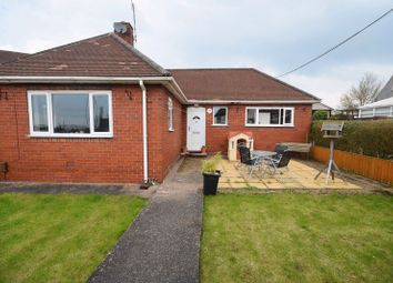 Thumbnail 3 bed detached bungalow for sale in Wilding Road, Stoke-On-Trent