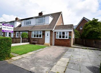 Thumbnail 3 bed detached house for sale in Poplar Avenue, Warton, Preston