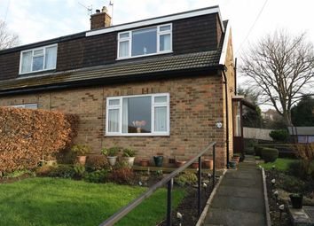 Thumbnail 3 bed semi-detached bungalow for sale in Bolton Road, Eccleshill, Bradford, West Yorskhire