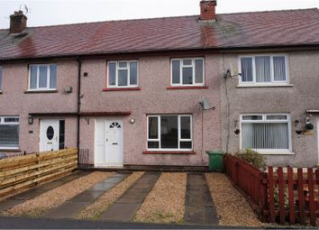 Thumbnail 3 bed terraced house to rent in Clark Street, Stirling