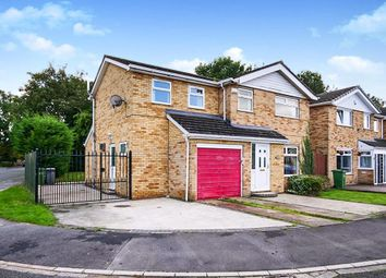 Thumbnail 4 bed detached house for sale in Acomb Wood Close, York