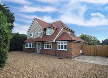 Thumbnail 5 bed detached house for sale in Clappsgate Road, Pamber Heath