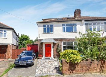 Thumbnail 4 bed semi-detached house for sale in Lexton Gardens, London
