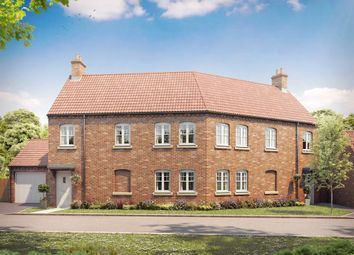 """Thumbnail 3 bed semi-detached house for sale in """"The Claxton """" at Bishopdale Way, Fulford, York"""
