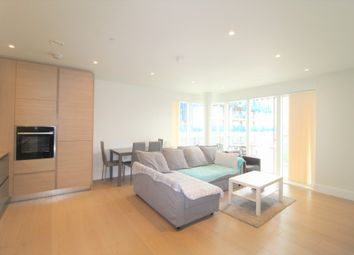 Thumbnail 2 bed flat to rent in Hopgood Tower, 15 Pegler Square, London