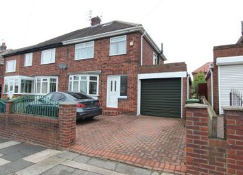Thumbnail 3 bedroom semi-detached house for sale in Broadmayne Avenue, Sunderland