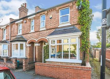 Thumbnail 2 bed end terrace house for sale in Clapham Terrace, Leamington Spa, Warwickshire, England