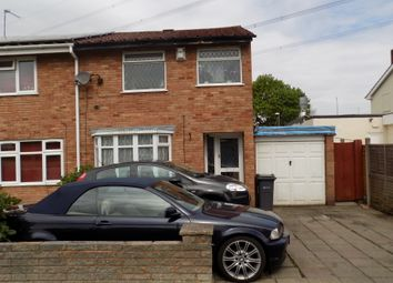 Thumbnail 3 bed semi-detached house for sale in Bromford Drive, Bromford