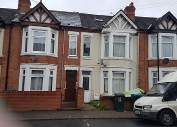 Thumbnail 6 bedroom terraced house to rent in Kingsway Room 1, Coventry