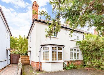 Thumbnail 3 bedroom semi-detached house to rent in Benson Road, Headington, Oxford