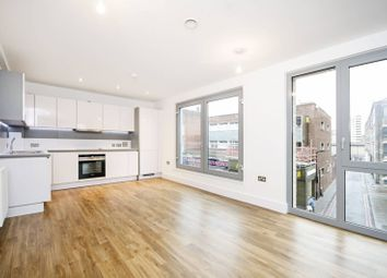 Thumbnail 1 bed flat to rent in Boleyn Road, Dalston