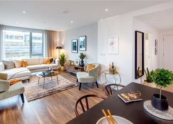 Thumbnail 1 bed flat for sale in Radley House, 10 Palmer Road, London
