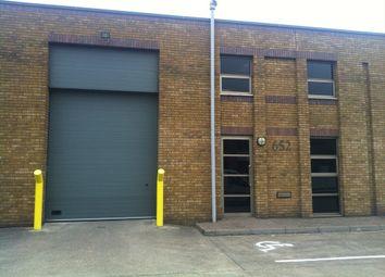 Thumbnail Light industrial to let in 652 River Gardens, North Feltham Trading Estate, Feltham, Middlesex