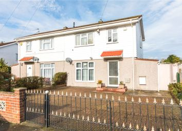 3 bed semi-detached house for sale in Bourne Road, Gravesend, Kent DA12