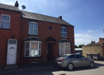 Thumbnail End terrace house to rent in Norton Road, Kingsthorpe, Northampton