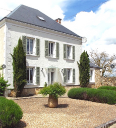Thumbnail 4 bed country house for sale in Thenezay (79), Vienne, Nouvelle-Aquitaine, France
