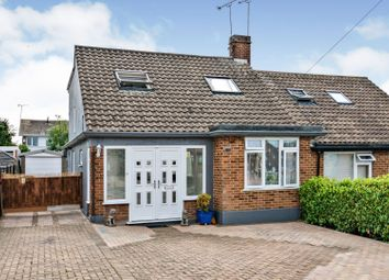 4 bed semi-detached house for sale in Springwater Grove, Eastwood, Leigh-On-Sea SS9