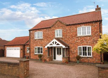 Thumbnail 4 bed detached house for sale in Station Road, Hubberts Bridge