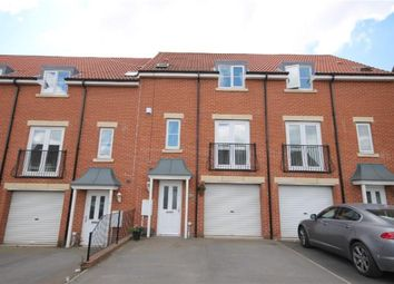 Thumbnail 4 bedroom terraced house for sale in Ashmore Gardens, Stockton-On-Tees, England