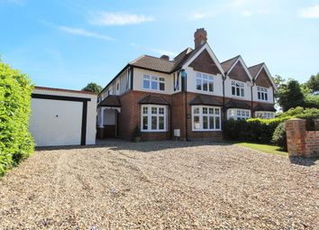 Thumbnail 4 bed semi-detached house to rent in Wey Manor Road, New Haw, Addlestone, Surrey