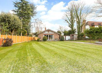 Thumbnail 2 bed detached bungalow for sale in Hamm Court, Weybridge, Surrey