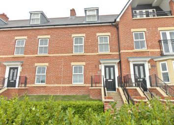 Thumbnail 3 bed terraced house to rent in Coastguard Walk, Felixstowe