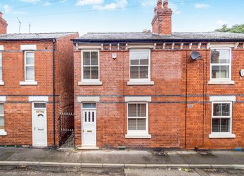 Thumbnail 3 bed semi-detached house for sale in Marlow Avenue, Nottingham
