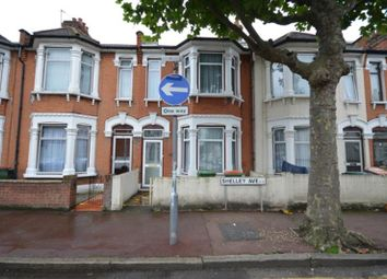 Thumbnail 4 bed terraced house to rent in Shelley Avenue, Manor Park, London