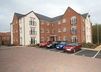 Thumbnail 2 bed flat for sale in Denby Bank, Marehay, Ripley