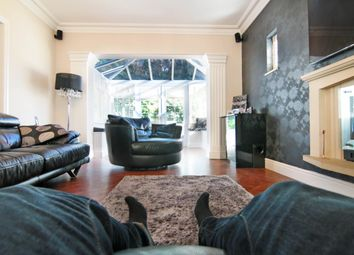 Thumbnail 5 bed detached house for sale in Fox Lane, Keston
