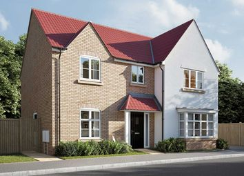 "Thumbnail 4 bed detached house for sale in ""The Cottingham"" at Market Grove, Great Yeldham, Halstead"
