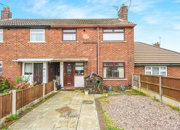 Thumbnail 3 bed semi-detached house for sale in Regal Crescent, Widnes