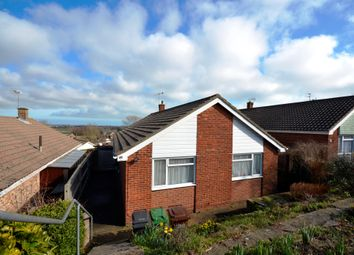 Thumbnail 3 bed detached bungalow for sale in Rodmill Drive, Eastbourne
