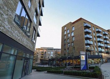 Thumbnail 1 bed flat for sale in Marine Wharf East, Plough Way, London