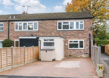 Thumbnail 3 bed end terrace house for sale in Cedar Drive, Edenbridge