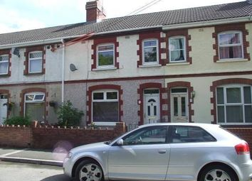 Thumbnail 3 bed terraced house to rent in Grove Road, Risca, Newport
