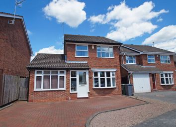 Thumbnail 3 bed detached house for sale in Maisemore Close, Redditch