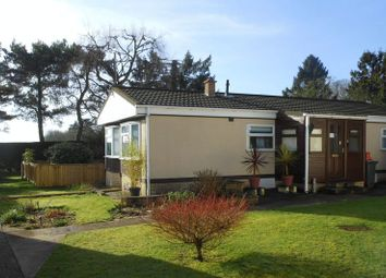 Thumbnail 3 bed mobile/park home for sale in Hillview Park Home Estate, Oare, Marlborough