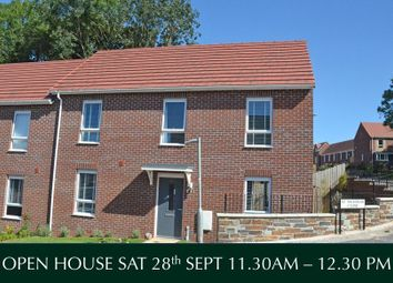 Thumbnail 3 bed semi-detached house for sale in St. Nicholas Close, Exeter