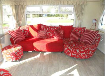 Thumbnail 2 bed mobile/park home for sale in Waxholme Road, Withernsea