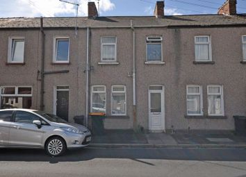 Thumbnail 2 bedroom terraced house for sale in Conveniently Located Terrace, East Usk Road, Newport