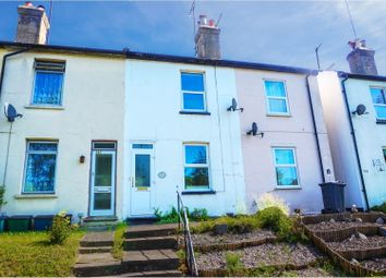 Thumbnail 2 bed terraced house for sale in Godstone Road, Kenley