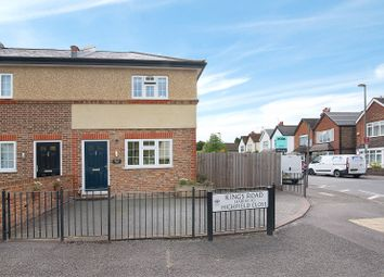 Thumbnail 2 bed terraced house for sale in Kings Road, Long Ditton, Surbiton