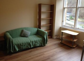 Thumbnail 1 bed flat to rent in (6) The Pirns, King Street, Galashiels